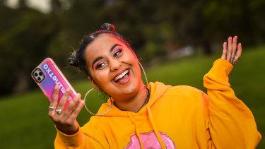 Jasmine Txo, an Australian TikTok star, wants to make sure her social media following is spread across platforms.