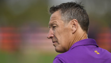 Craig Bellamy is again being courted by the Broncos, but the timing is not of his making.