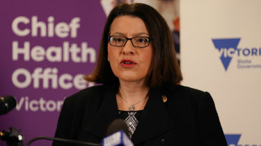 Victorian Health Minister Jenny Mikakos said the state was preparing for the worst but hoped additional hospital capacity would not be needed.