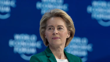 European Commission President Ursula von der Leyen is pushing the boundaries on climate policy.