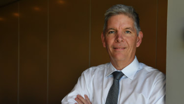 CSR boss Rob Sindel said electricity costs in Australia were among the highest in the world.