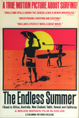 A poster for 'Endless Summer'.