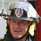Former NSW Fire and Rescue commissioner Greg Mullins.