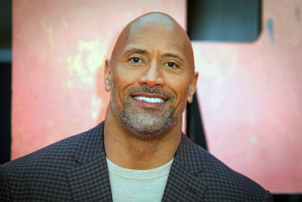 Dwayne Johnson has hung onto top spot on the Forbes list of richest male actors.