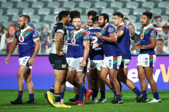 The Warriors will learn in coming weeks whether they will again need to relocate to Australia to ensure a full NRL season.