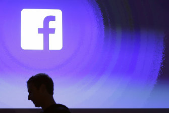 Saving face: The settlement will not require Facebook to admit guilt.