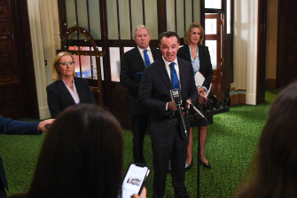 Not for the first time in recent months, O'Brien pitched his leadership virtues following Tuesday's vote.