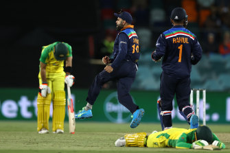 Virat Kohli and India won the third ODI - and Australia may rue the fact they rested several players.