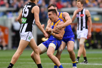 Collingwood and West Coast will clash on Sunday afternoon of round eight.