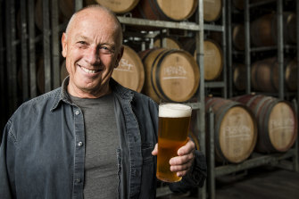 Phil Sexton will brew new and old beers for Matilda Bay again, 35 years after starting the brand in Fremantle.