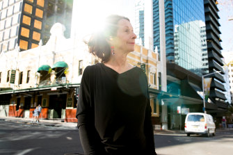 North Sydney mayor Jilly Gibson says the building should be replaced.