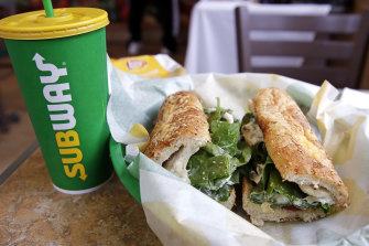 """""""Subway's bread is, of course, bread,"""" the company said in response to the ruling."""
