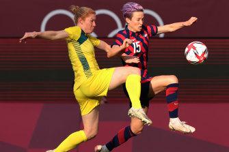 USA on top of Matildas in bronze medal goal-fest