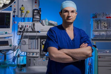 Two doctors favourites for Australian of the Year