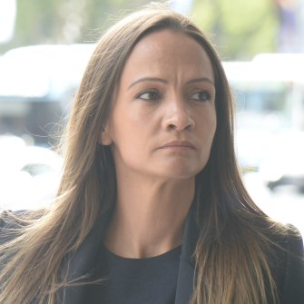 Jade Guven pleaded guilty earlier this year to attempting to pervert the course of justice.