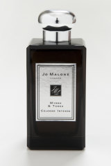 Jo Malone Poppy & Barley with Myrrh & Tonka Cologne Intense ($199, 100ml).