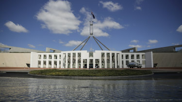 The Federal Parliament ... its mission is to represent all Australians, regardless of race.