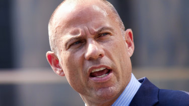 Michael Avenatti has become a vocal critic of Donald Trump after his profile rose prominently when he represented a porn star suing Trump.