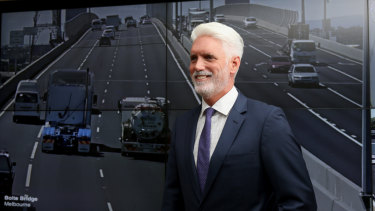 Transurban CEO Scott Charlton has declared he will not overpay for WestConnex.