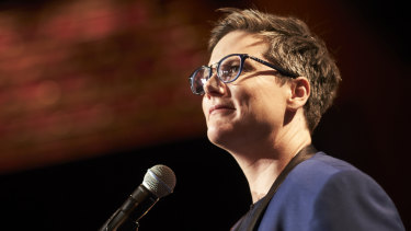 Hannah Gadsby's Nanette is arguably Netflix' first Australian hit