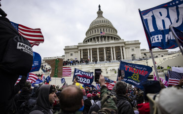 Goons and poltroons: a confederacy of dunces mobs US Congress