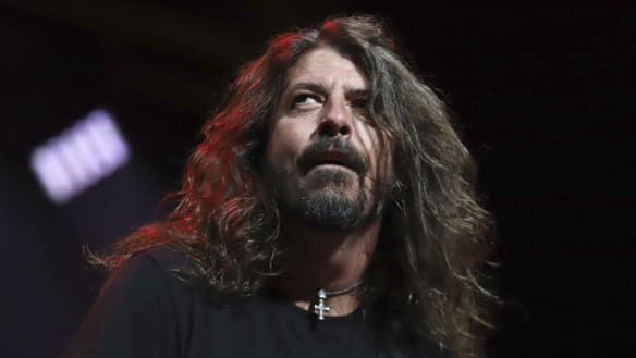 Dave Grohl's mum hits Brisbane with rock stories and cautionary tales