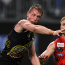 Grimes adds best and fairest to Tiger resume