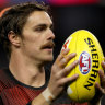 Joe Daniher tells Essendon he wants to be traded to Sydney