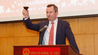 Prominent Uighur, Hong Kong activists slam McGowan for attending Chinese functions