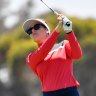 Green in the hunt at Women's Australian Open