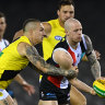 Desperate Tigers well off the pace: Hardwick