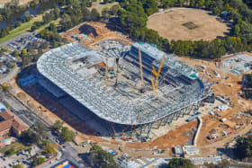Stoush brewing over Eels' move into new stadium