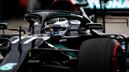 Bottas leads Hamilton in final practice for Hungarian GP