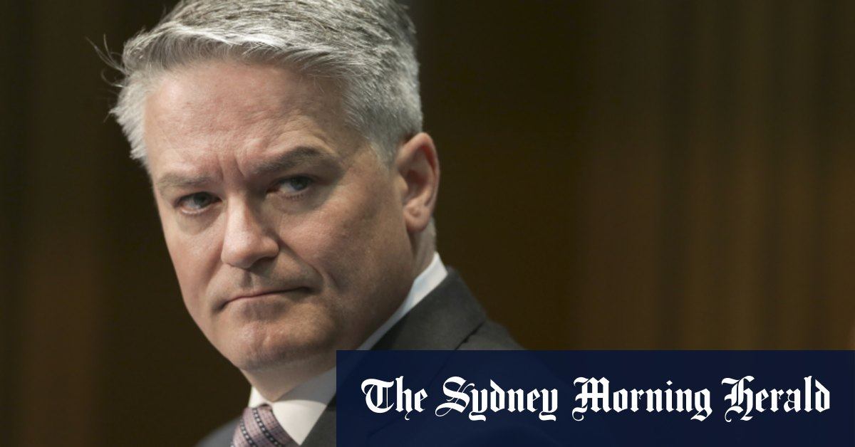'If America is smart, it will back Australia': Cormann prepares for OECD decision