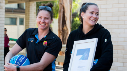 Canberra Capitals embody the best of sport