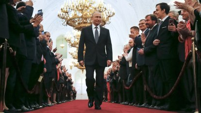 The power of one: Putin settles in for an extended stay
