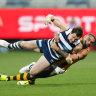 AFL overhauls rule on sling tackles