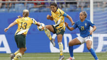 The beautiful game may soon get ugly for women