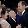 Mr Abbott, I'll take policies that protect our cherished elders any day