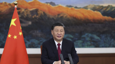 """Xi Jinping: """"""""What we need in today's world is justice not hegemony."""""""