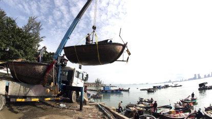 Vietnam braces for typhoon Molave