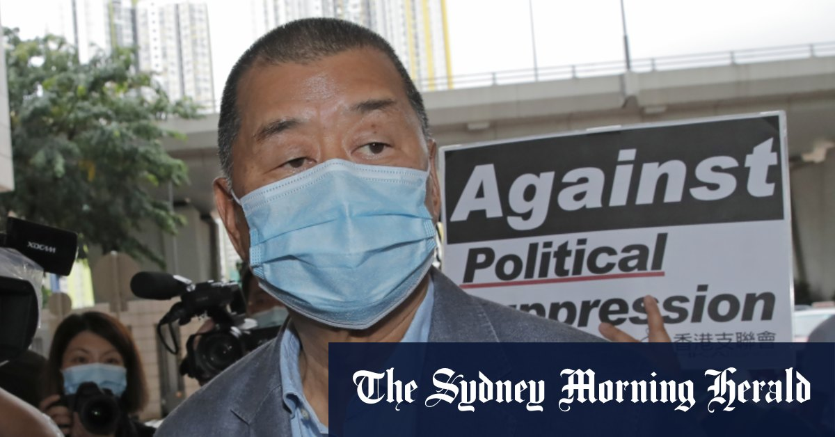 Blow for Hong Kong pro-democracy movement as Jimmy Lai and fellow activists jailed – Sydney Morning Herald