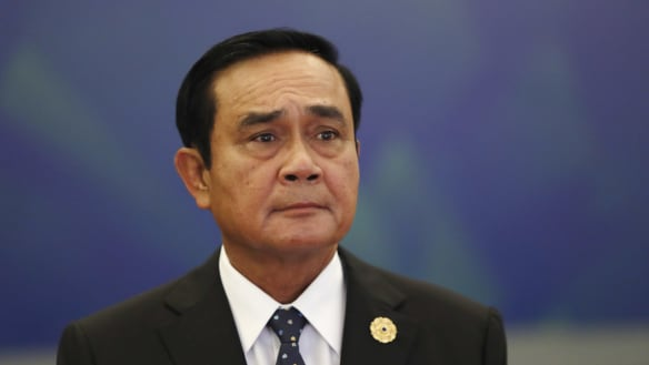 Prayuth's comments raise alarm for Thailand's pro-democracy supporters