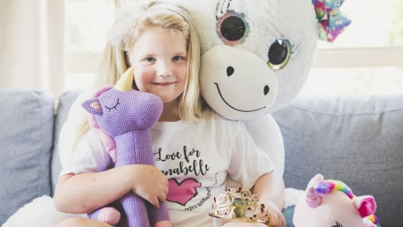 What heaven is like for Annabelle Potts, according to her friend Ellie