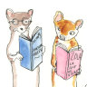 Put down your books, kids. It's time to study the ways of the weasel