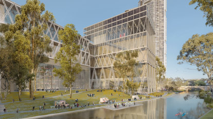 Powerhouse Parramatta will be bigger and better than before