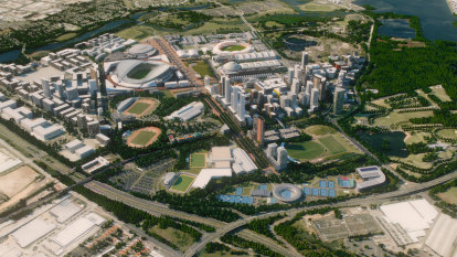 The game-changer to fix the 'emptiness' holding back Sydney Olympic Park