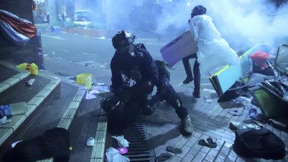 'Hong Kong people, take revenge': how did Hong Kong get here?