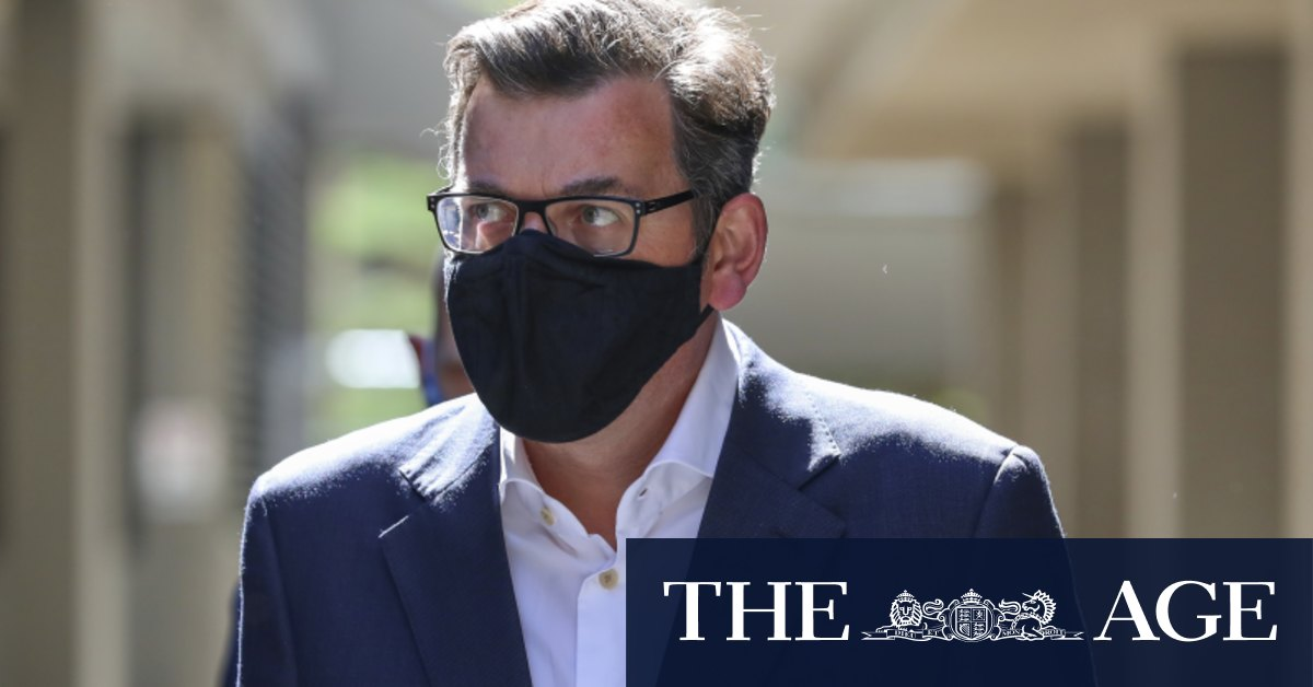 Victoria zeroes in on last step out of lockdown – The Age