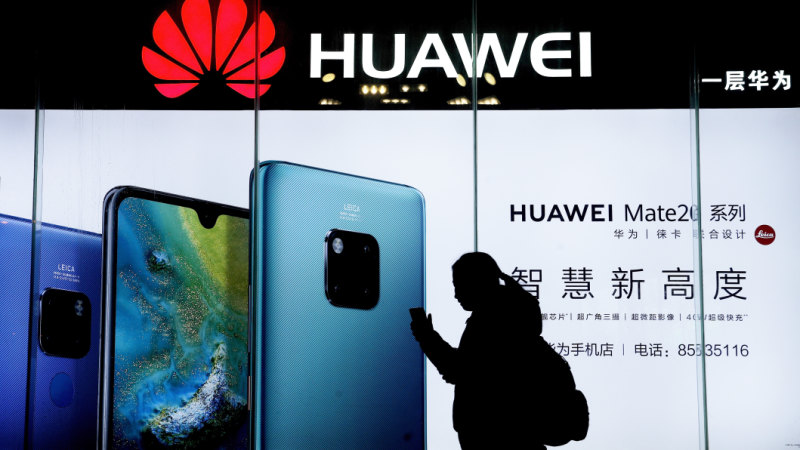 11ab5e6fc Huawei is selling more smartphones than Apple now